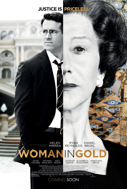 Woman in Gold at the Grand Theatre - 11-13-15