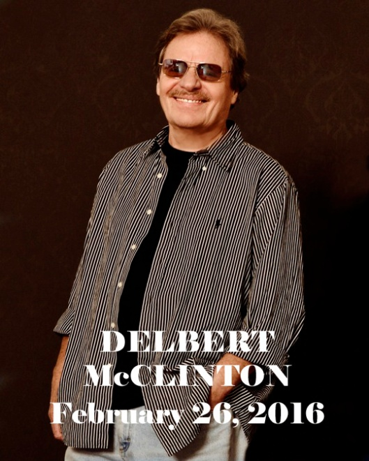 Delbert McClinton at the Grand Theatre - 2-26-16