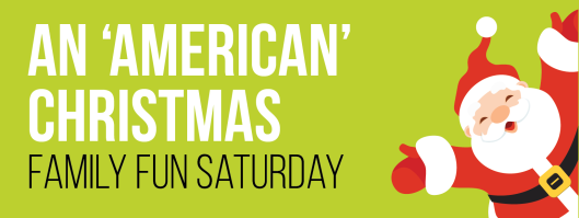 Family Fun Saturday An American Christmas - 12-5-15
