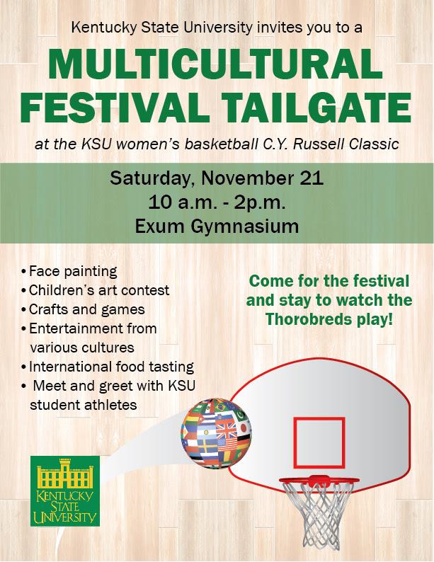 Multicultural Festival Tailgate at KSU - 11-21-15