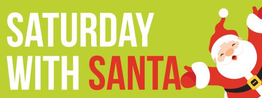 Saturday with Santa at the KHS - 12-5-15