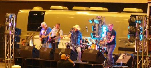 Killin' Time Band at Bourbon Street on Main - 1-2-16