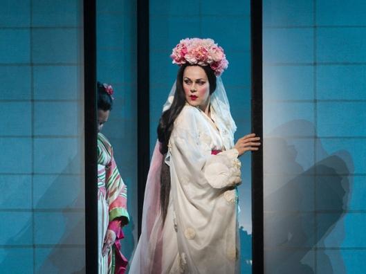 MET Opera - Madama Butterfly - 4-2-16