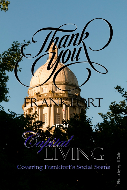 Thank You from Capital Living - 12-31-15