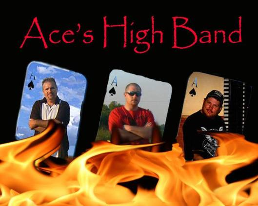 Ace's High Band at Bourbon Street Lawrenceburg - 2-12-16