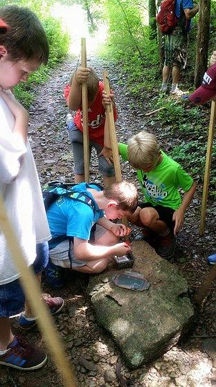 Canoe Kentucky & Frankfort Parks Exploring Nature Series