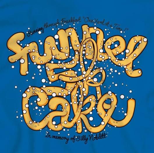 Funnel Cake 5K Logo