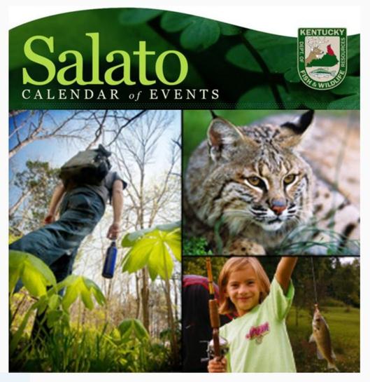 Salato Calendar of Events 2