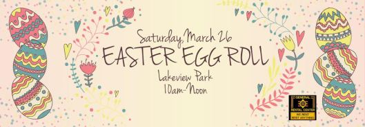 Star 1037 Easter Egg Roll at Lakeview Park - 3-26-16