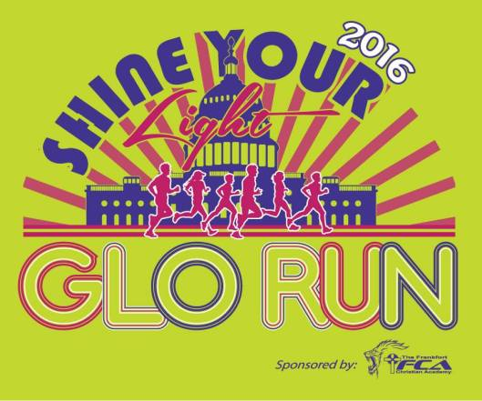 TFCA 2016 Glo Run 5K - 4-30-16