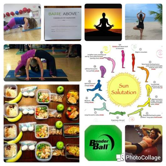 8 week Progressive Mind Body Bootcamp + progressive clean eating at Fit-Time for Women - Apr-Jun2016