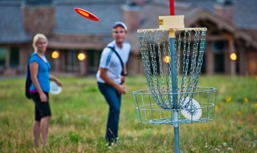 Disc Golf 101 - 4-26-16