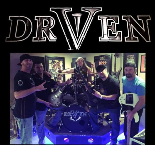 DRIVEN at Bourbon Street on Main in Lawrenceburg - 4-16-16