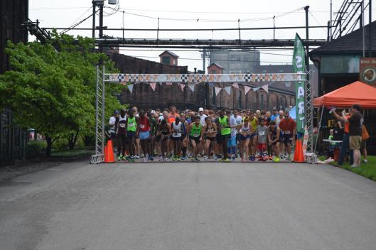 Great Buffalo Chase 5K - 7-4-16