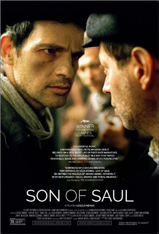 SON OF SAUL at The Grand Theatre - 8-12-16