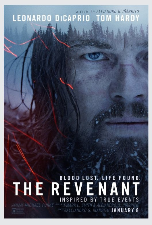 The Revenant at The Grand Theatre - 7-1-16