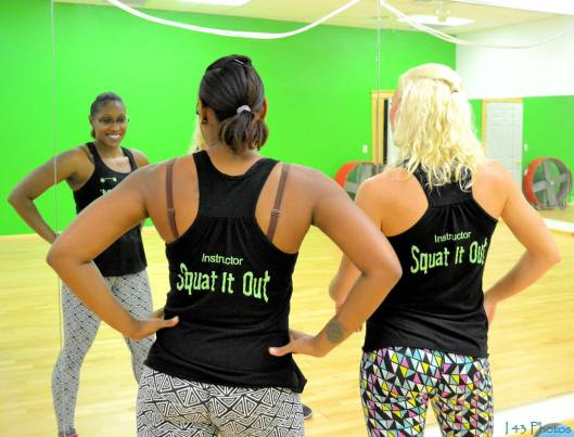 Urban Boot Camp® Instructor Training at Fit-Time for Women - 4-30-16