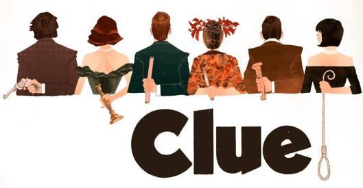 Clue LIVE Dinner - 5-21-16