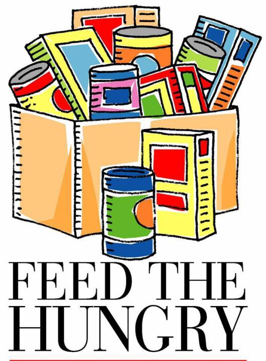 Ecumenical Food Drive for Franklin County Food Pantry - 5-15-16