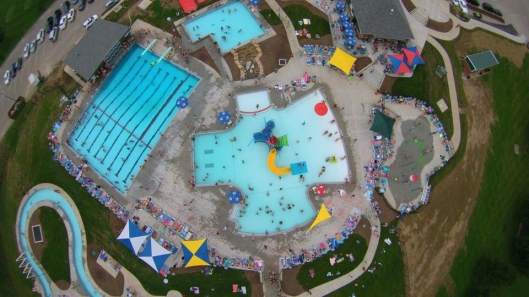 Juniper Hill Family Aquatic Center 2 - 2016