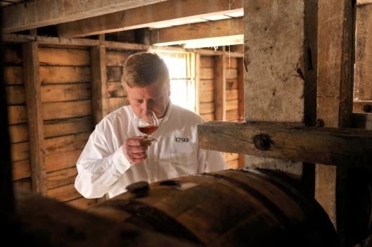 Ken Pierce at 1792 Distillery