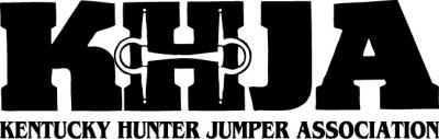 KHJA Hunter-Jumper Logo