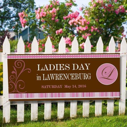 Ladies Day in Lawrenceburg - 5-14-16