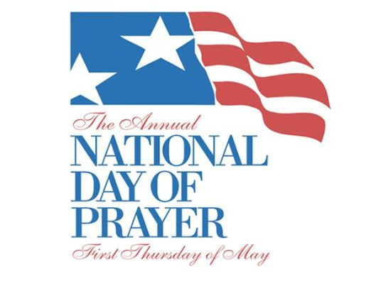 Natioanl Day of Prayer Logo