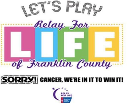 Relay for Life of Franklin County - 6-25-16
