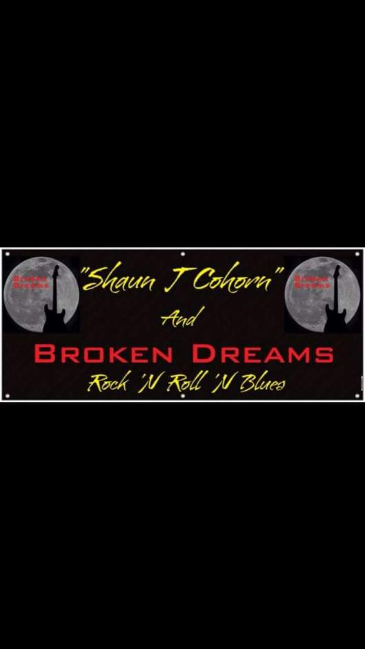 Shaun J. Cohorn and Broken Dreams at the Knights Club - 5-6-16