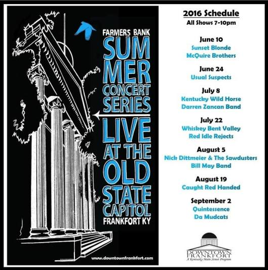 Summer Concert Series 2016