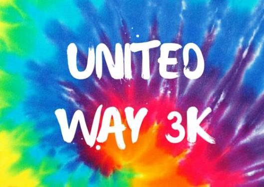 United Way 3K Logo - 5-14-16