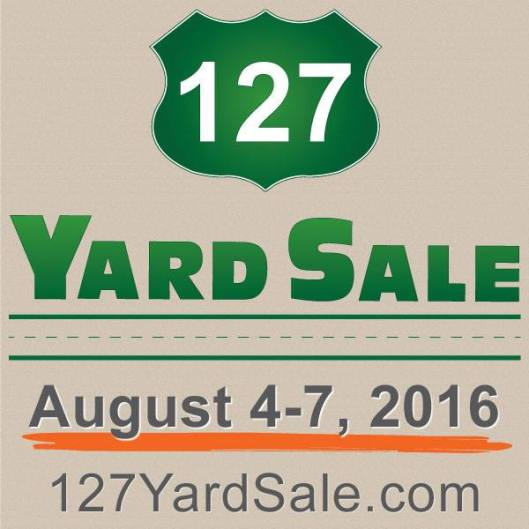 127 Yard Sale - Aug 4-7