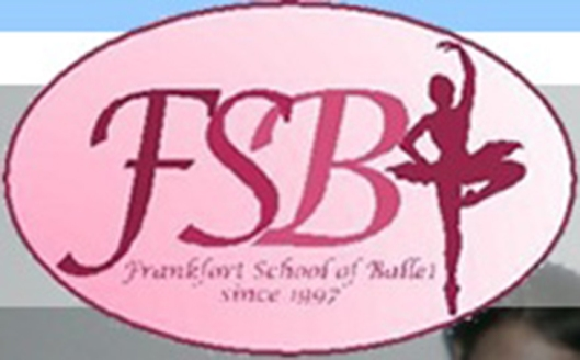 FSB Frankfort School of Ballet Logo
