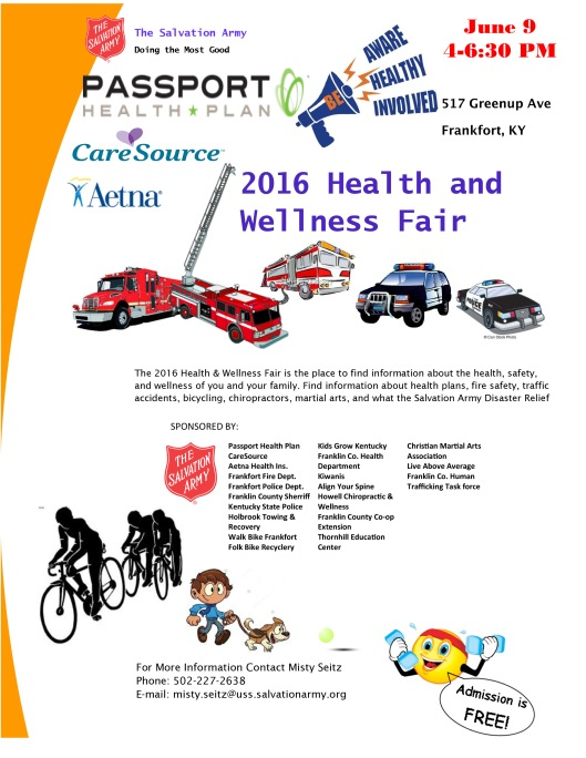Health-Wellness Fair flyer 2016 - 6-9-16