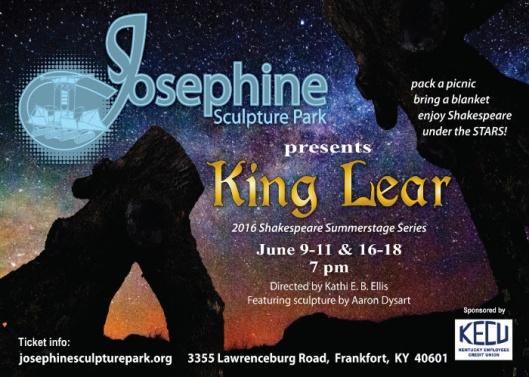 King Lear at JSP - June 2016