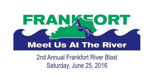 River Blast Logo