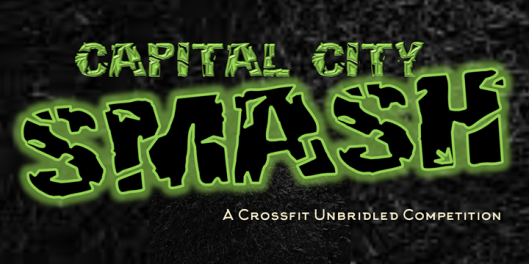 2016 Capital City SMASH - Crossfit Unbridled Competition at Capital City Wellness - 8-6-16