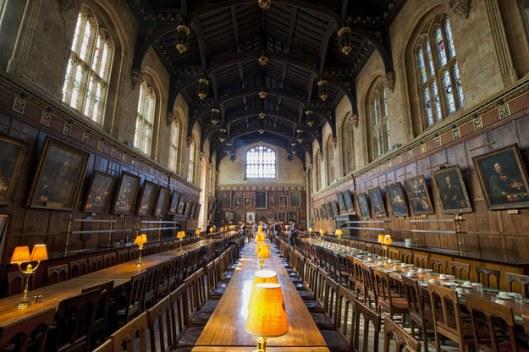 A Hogwarts Christmas Extravaganza at The Lancaster at St Clair - 12-10-16