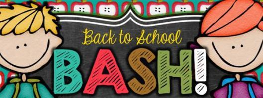 Back To School Bash at Bridgeport Elementary School - 8-9-16