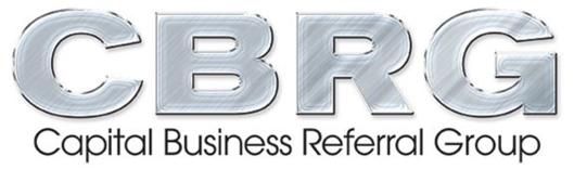 CBRG Capital Business Referral Group Logo HEAVY METAL