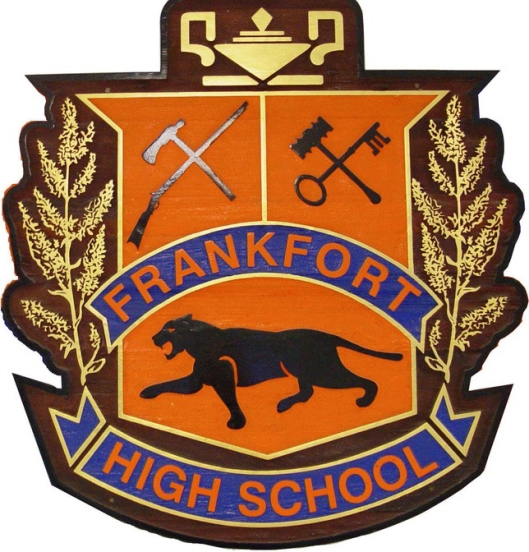 Frankfort KY High School Logo