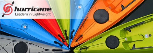 Hurricane Kayaks at Canoe Kentucky - 7-26-16