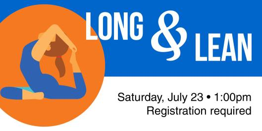 Long & Lean at the PSPL - 7-23-16