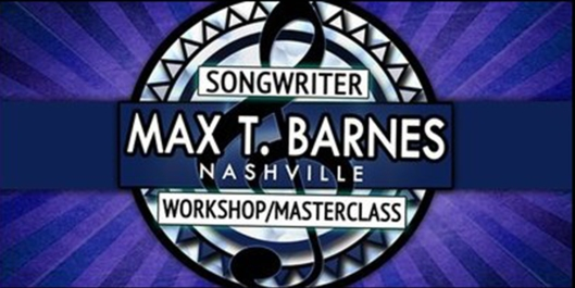 Max T Barnes Songwriter Seminar at the Frankfort Convention Center - 9-24-16