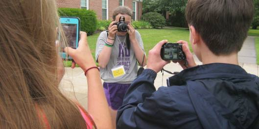 Nature Photography Club for youth ages 11-17 at JSP Josephine Sculpture Park - July27-Aug31 for 6 Classes