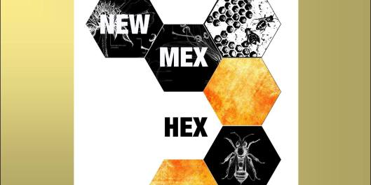 New Mex Hex at Josephine Scuplture Park JSP - Aug3-5-2016