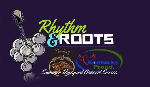 Rhythem and Roots Summer Concert Series at Prodigy Winery - Summer 2016