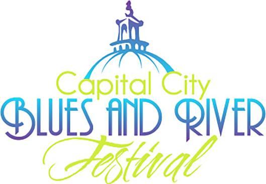 Capital City Blues & River Festival at Ward Oates Amphitheater WOA - 8-27-16