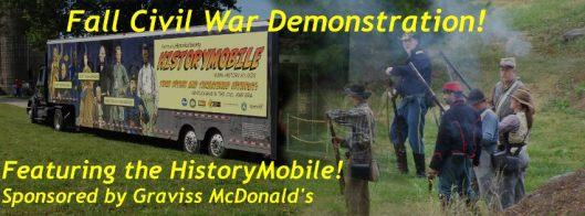 Civil War Train Ride at the Bluegrass Railroad Museum - Sept3-4